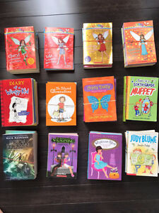Children's Books - Purchase all for $110