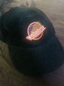 Vintage Corduroy Hat