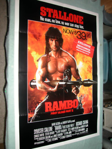 Sylvester Stallone Movie Posters