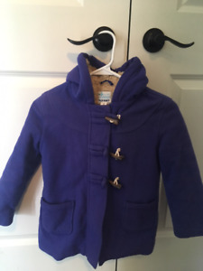 Girls size small Winter Coat