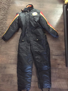 Esquire 1 Piece Woman's Snowmobile Suit