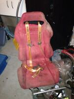 Go kart parts for sale. With racing seat and 503 Rotax.