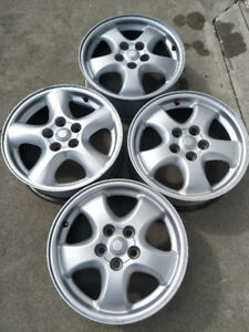 16 '' original FORD mags