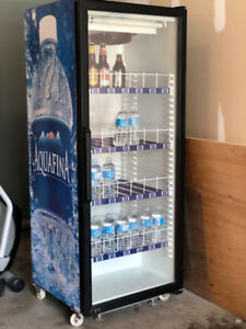 Display Beverage Fridge