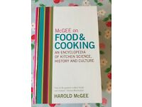 McGee on Food & Cooking - an encyclopaedia of kitchen science, history and culture