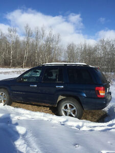 **MECHANICS SPECIAL** 2002 Jeep Grand Cherokee SUV, Crossover
