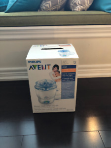 Philips Avent iQ24 Electronic Sterilizer - Great Condition!!!