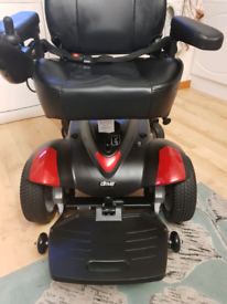 Mobility power chair, electric mobility chair