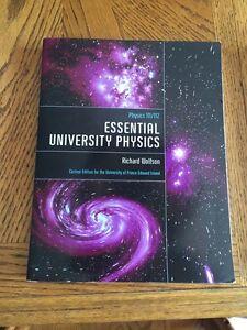 UPEI Physics Textbook