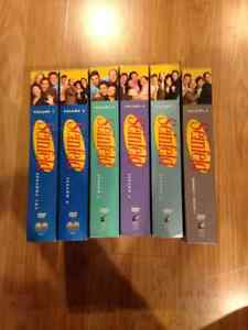 Seinfeld Season 1-6 DVD