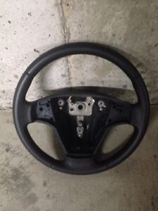 VOLVO leather steering wheel