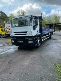 Iveco Stralis Dropside