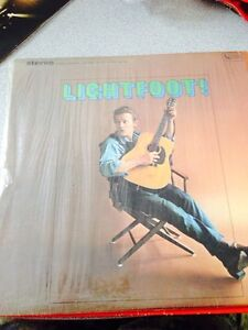Gordon light foot LP Album