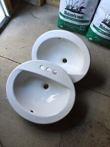 American Standard White Sinks...$40 each