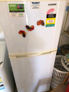 Good condition fridge and freezer for sale. $50 only