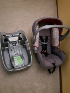 Car seat - safety first
