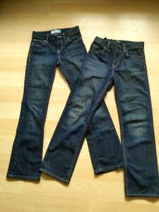 Gap and  Old navy jeans for 10yo boy for sale
