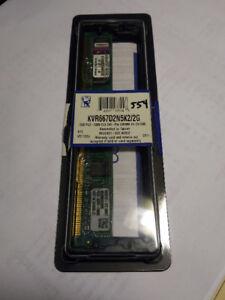 Kingston 1GB PC5300 DDR2-667 Memory Module