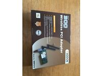 Wireless PCI Adaptor for PC