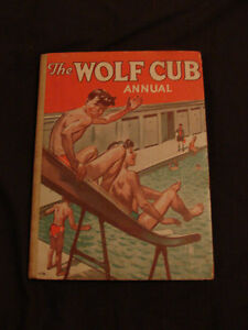 THE WOLF CUB ANNUAL 1960 (BOY SCOUT) collectible hardcover Belleville Belleville Area image 1