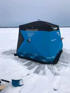 Clam Retreat ice shelter