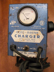 MOTO - MASTER CHARGER