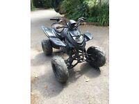 2011 250cc shineray quad bike