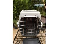 Pet carry crate