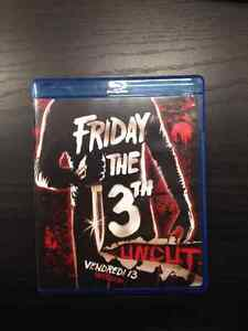 Friday the 13th - Uncut - Blu-ray