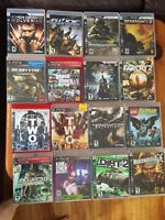 18 PS3 games for 100$