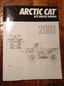 Artic Cat service manual