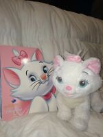 Disney's aristocats  book and stuffy