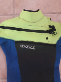Childs winter wetsuit Age 8
