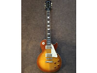Epiphone Les Paul Standard Plus Top Pro Electric Guitar Honey Burst