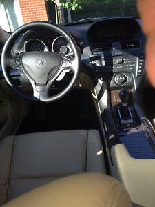 2014 Acura TL noir, 52,500 kms, économisez 5% ou 1300$ en TPS