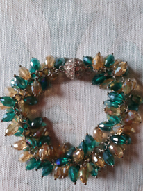 Bracelet with Crystals (not used)