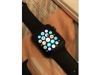 APPLE SPORT WATCH 42mm SPACE GREY COLOUR