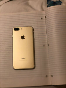 iPhone 7plus 32gb, rose gold. Brand new condition