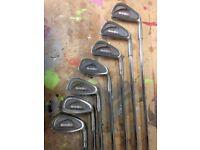 Tommy Armour 848c FSU TOUR CLASSIC Men's Right-Handed Regular Golf Club Iron half Set / Putter