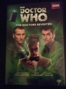 Doctor Who: The Doctors Revisited 9-11 (DVD, 2013, 3-Disc Set)