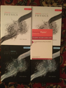 Selling McMaster University science textbooks