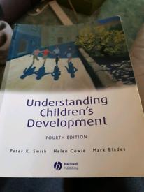 Understanding Children's Development (Fourth edition) Peter K Smith,He