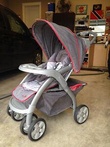 Saftey 1st Stroller/Car seat/Base