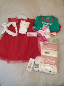 Baby bundle for baby girl for sale