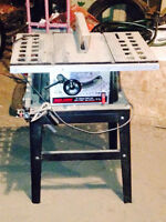10 inch skill table saw.