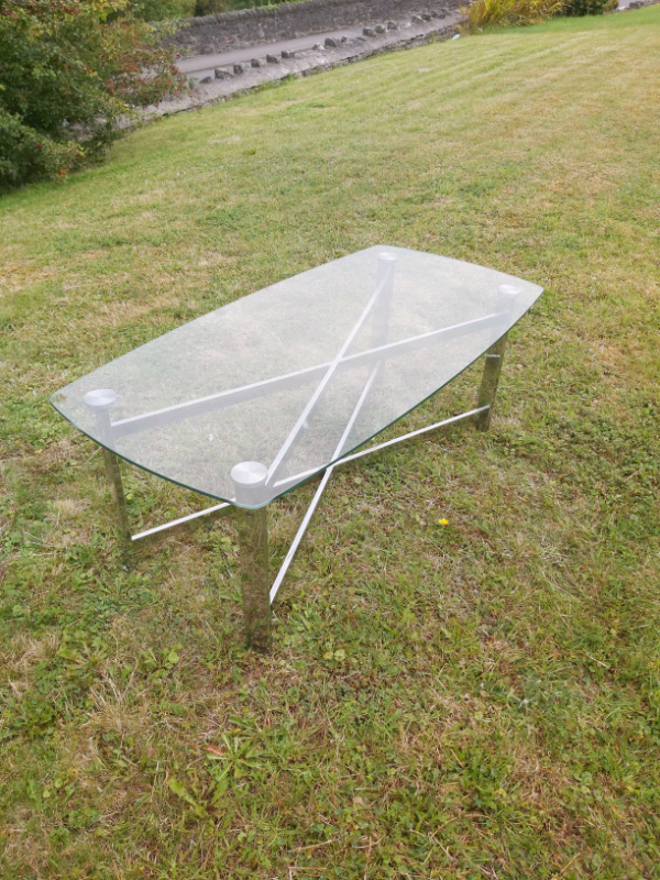 Glass Coffee Table Images.Free Glass Coffee Table In Whitchurch Bristol Gumtree