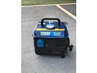 Power craft 850/09 two stroke generator