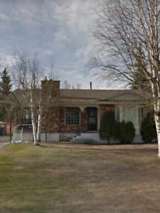 Beautiful home for rent near UNBC