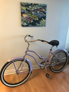 NORCO vintage fixed gear purple cruiser for sale