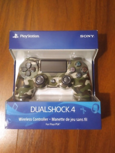 Brand new green camo controller in unopened in box